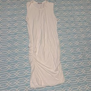 White James Perse dress